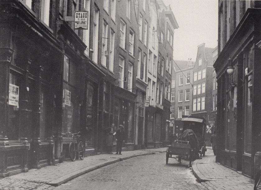 Hang (richting Groote Markt) 1938