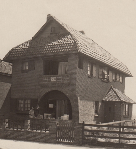 1920 Huis Zandvoort