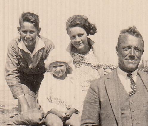 1931 Vakantie in BretagneUit