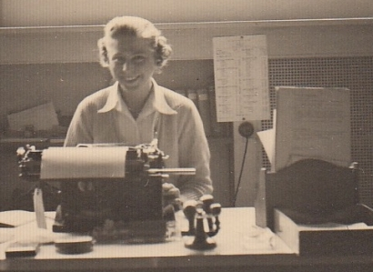 1940 Rietje SchrijfmachineN