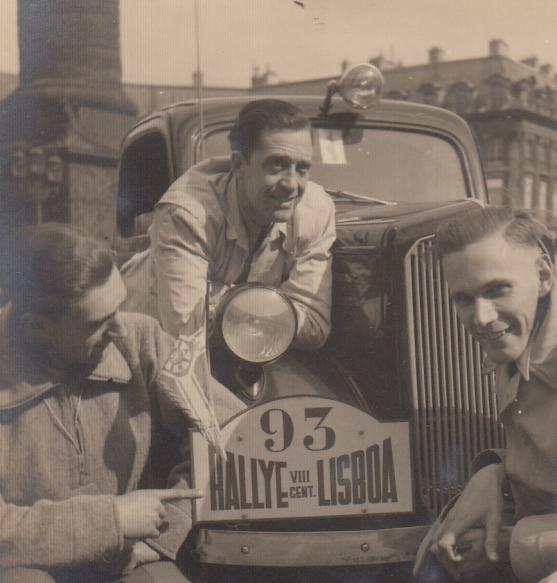 1947 Rallye Lisboa-N