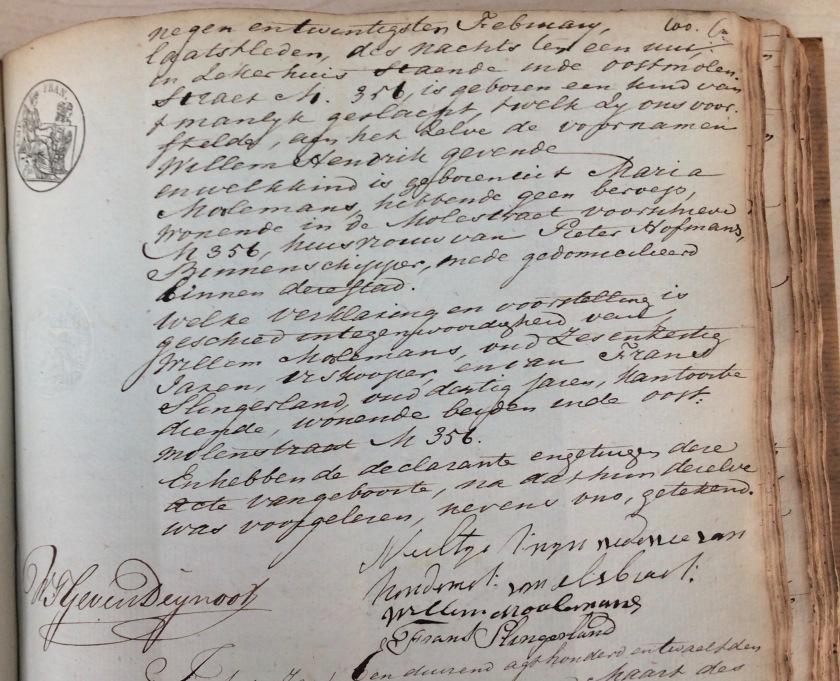 1812.02.29 Geboorte2 Willem Hendrik-A