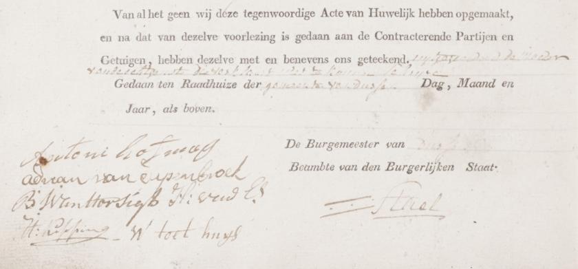1817.04.27 - Hofmans-Diepenbroek Huwelijk (2)-A