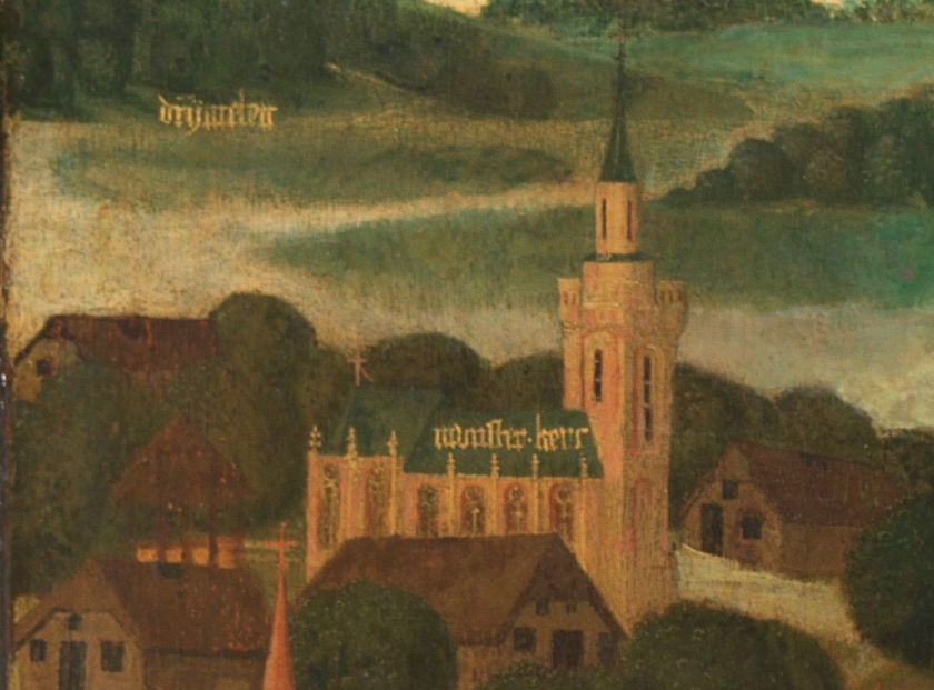 Meester E-vloed Rechts-Detail