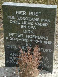 Graf Dirk Peter Hofmans