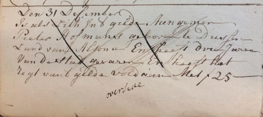 1806.12.31 Lid Groot-Schippersgilde