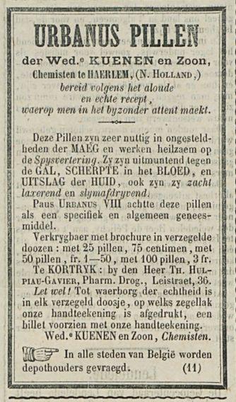 1879.03.29 gazette van kortrijk