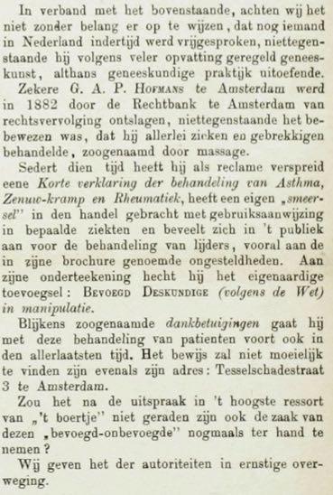 Kwakzalverij 1886.08 – detail