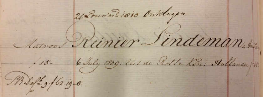 1809 Confereer-Rolle 2