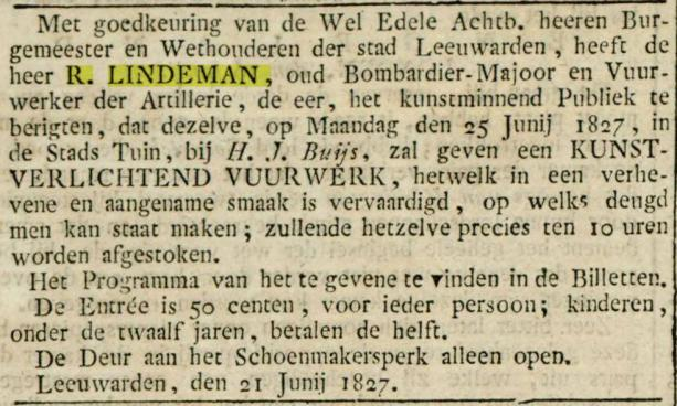 1827.06.22 Leeuwarder Courant