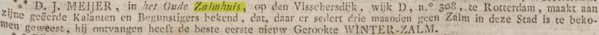 1827.11.22 Rotterdamsche Courant