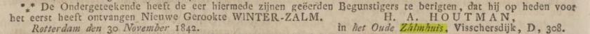 1842.12.01 Rotterdamsche Courant
