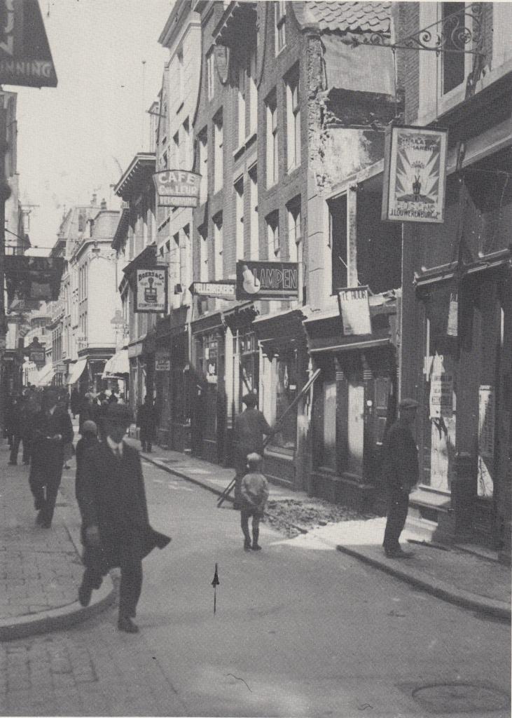 Keizerstraat 1938