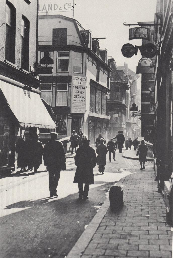 Weezenstraat 1932