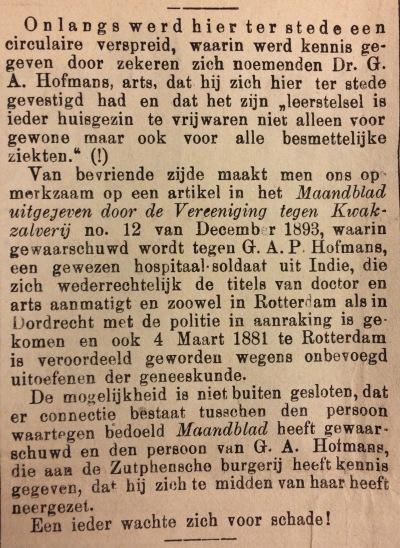 1894.01.26 Zutphensche Courant