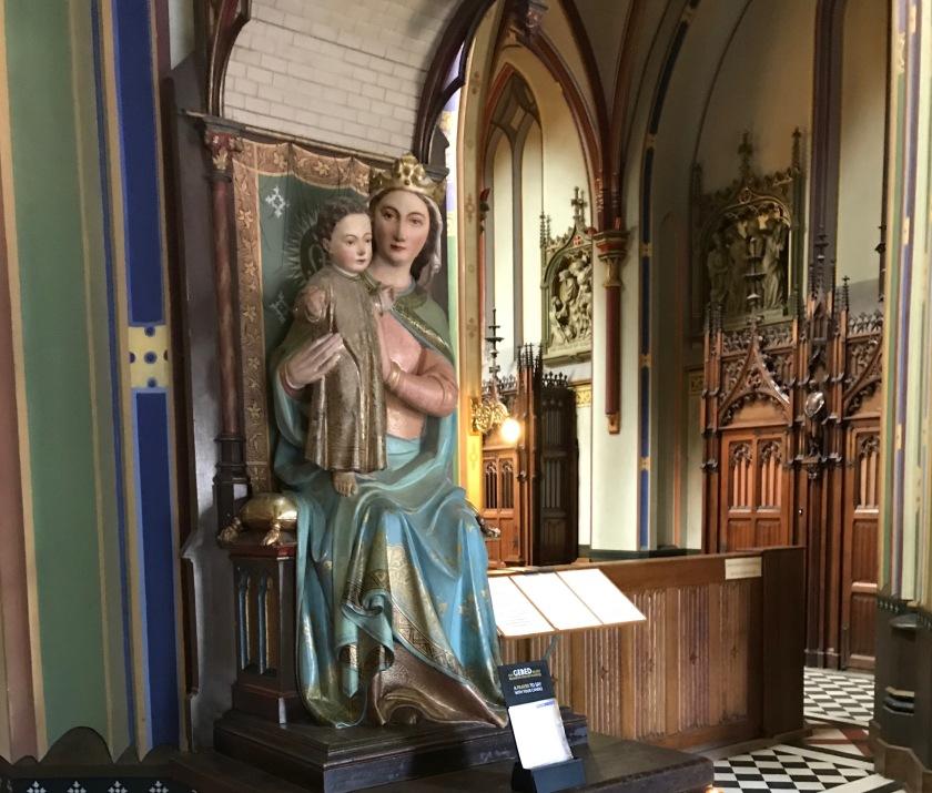 Maria in de Krijtberg